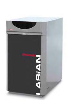 LASIAN CLIMACOMBY 30 A de pie de 27 Kw. mixta kit combustión estanca opcional