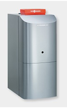 VIESSMANN VITOROND 111 RO2D 28 de pie de 27-29,7 Kw de muy baja temperatura mixta con regulación vitotronic 100 KC4B e interacumulador de 160 l.
