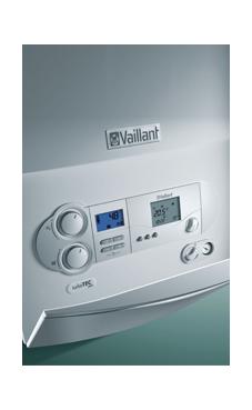 VAILLANT TURBO TEC PLUS 242 de 24 KW  ( VM ES 242/4-5) con plantilla y kit evac.