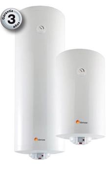 DOMUSA HYDRO 30 V de 30 litros para instalación vertical acumulador esmaltado con anodo de magnesio de grandes dimensiones 3 años de garantía.